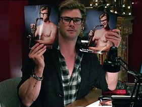 Chris Hemsworth Is 'A Big, Dumb Puppy Dog' In New Ghostbusters Featurette