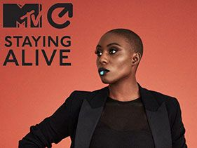 Laura Mvula Unveiled As New Ambassador Of MTV Staying Alive Foundation