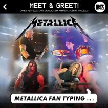 Win Tickets To Catch Metallica!