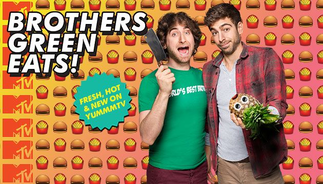 Brothers Green: Eats!