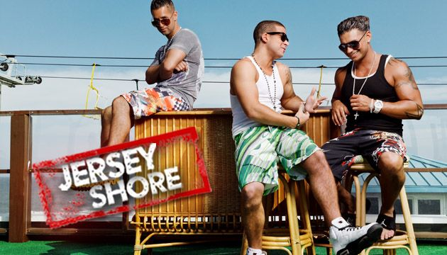 Jersey Shore | Season 3 | Mike, Vinny & Pauly D