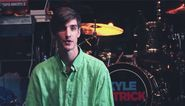 MTV Sessions | Kyle Patrick | Explains The Lyrics Behind 'Go For Gold'