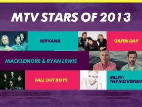 MTV Stars of 2013
