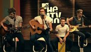 The MTV Show Season 2 | Lawson | Learn To Live Again Acoustic Performance