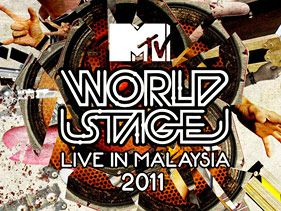 MTV World Stage Live In Malaysia 2011