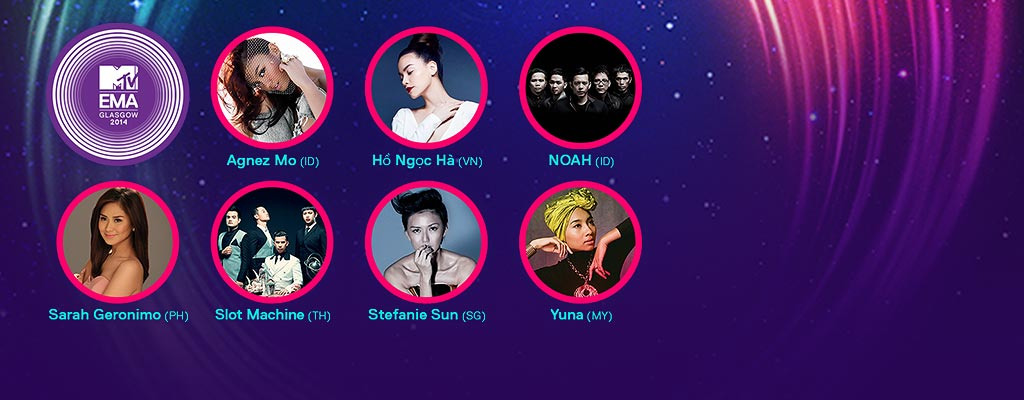 2014 MTV EMA