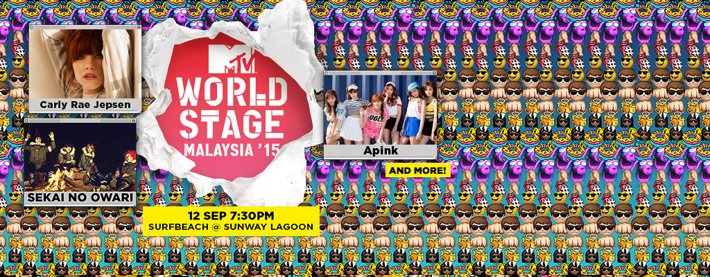 MTV World Stage Malaysia