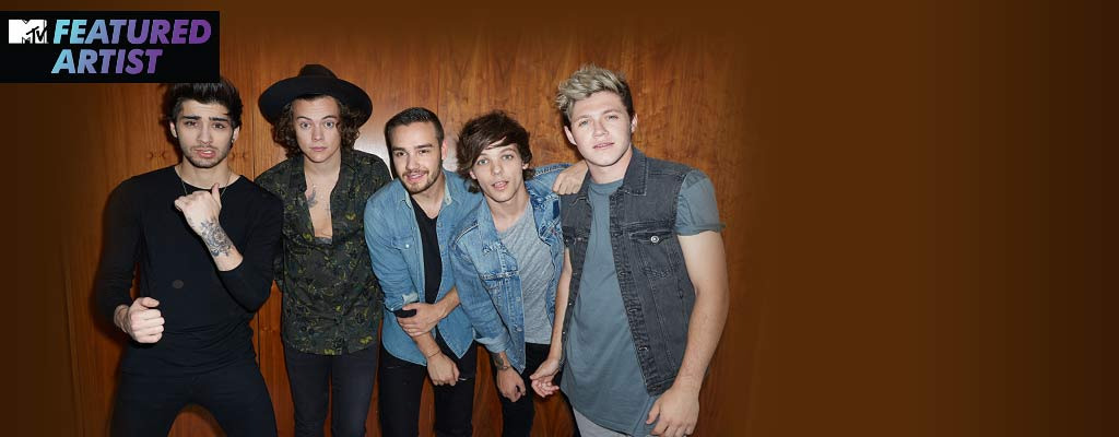 Featured Artist: One Direction