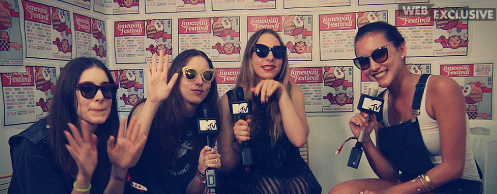 Interview: HAIM
