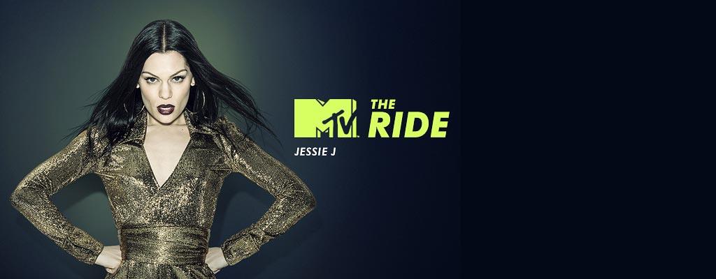 Jessie J: The Ride