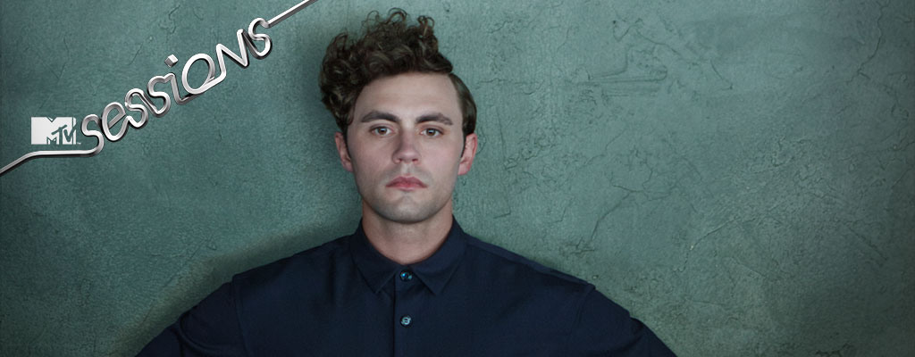 MTV Sessions: Mikky Ekko