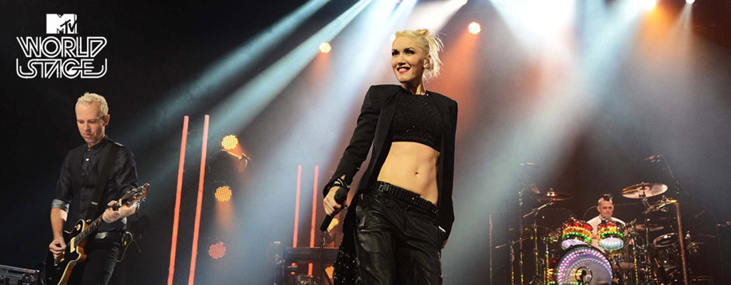 MTV World Stage: No Doubt