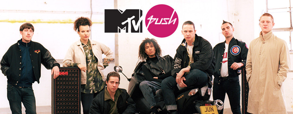 MTV Push: Jungle