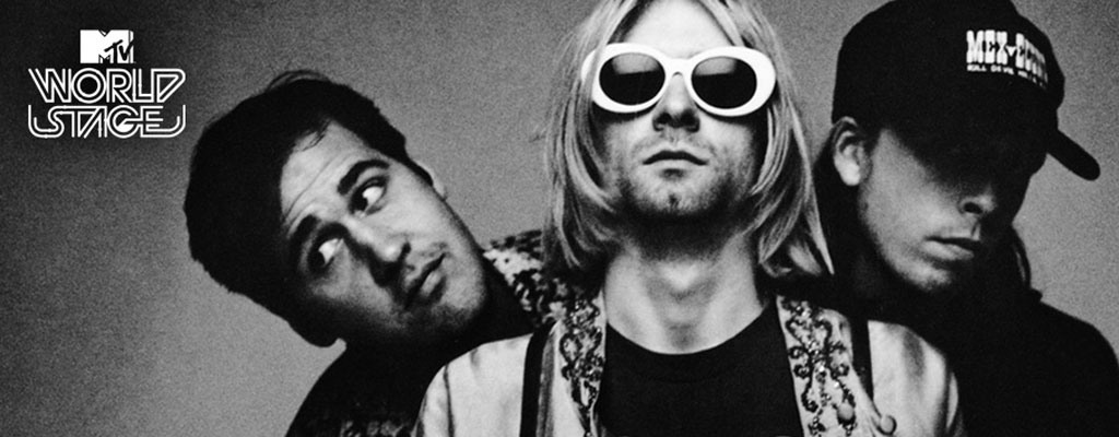 MTV World Stage: Nirvana