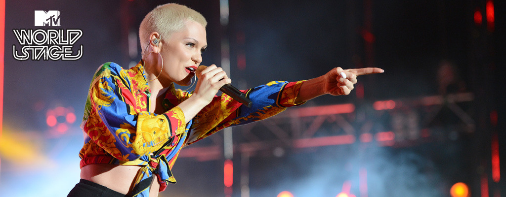 MTV World Stage: Jessie J