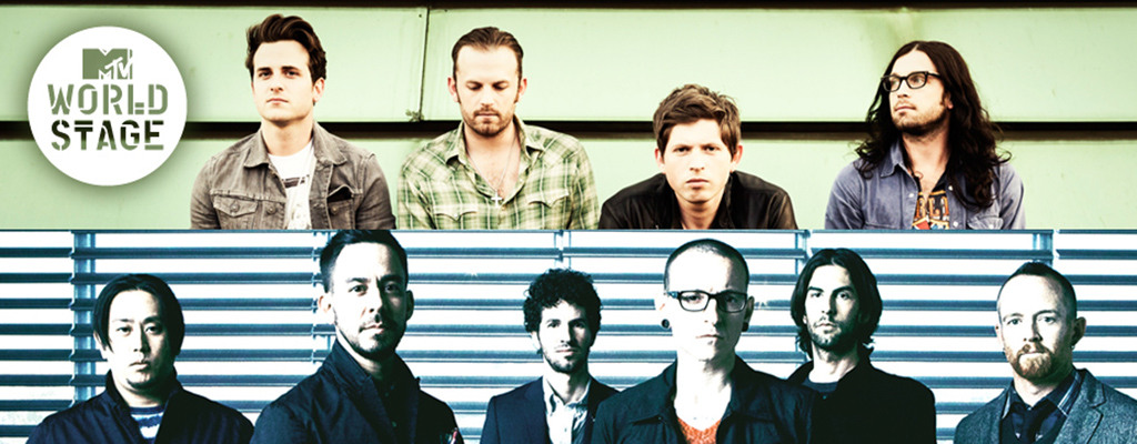 Linkin Park & Kings of Leon
