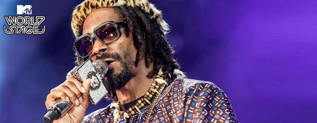 MTV World Stage: Snoop Lion