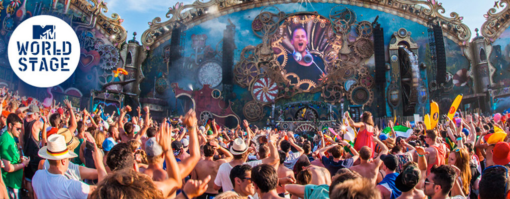 Tomorrowland 2014 Highlights