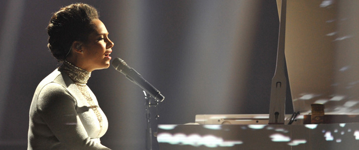 MTV World Stage: Alicia Keys + Kaiser Chiefs