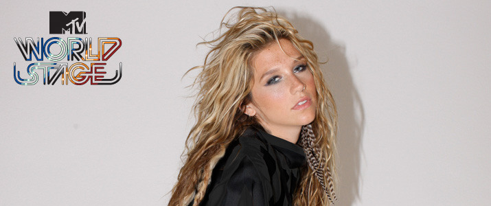 MTV World Stage: Ke$ha – Live in Mexico City