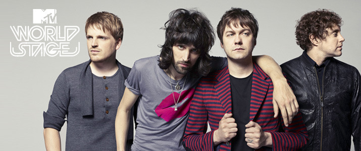 MTV World Stage: Kasabian Live in Belfast, Northern Ireland