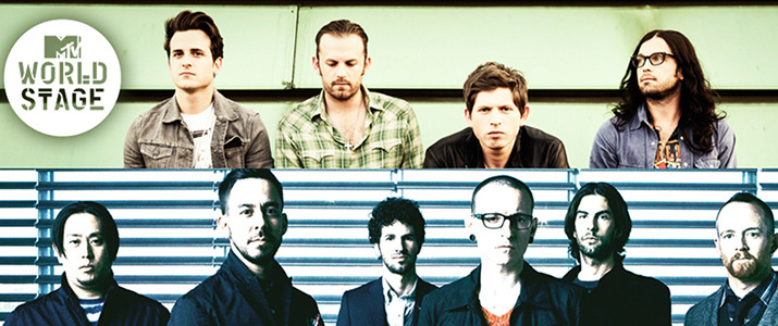 MTV World Stage: Linkin Park & Kings of Leon, Live at Rock Am Ring 2014