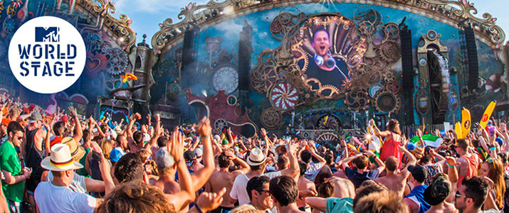 MTV World Stage: Tomorrowland Highlights 2014 (Part 2)