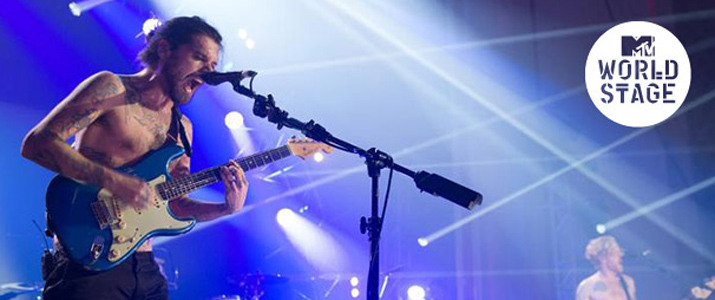 MTV World Stage: Biffy Clyro, Live from Glasgow, Scotland