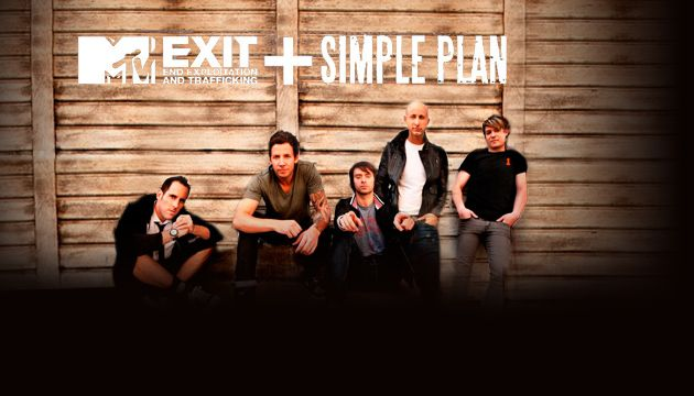 MTV EXIT + Simple Plan
