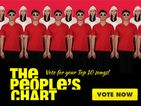 The People's Chart: VOTE