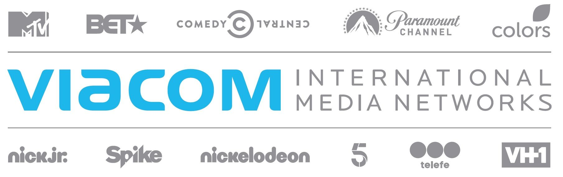 Image result for Viacom International Media Networks logo