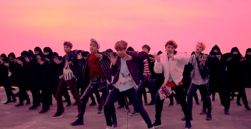 12 Moments In Bts Idol Music Video You Might Have Missed Mtv Asia